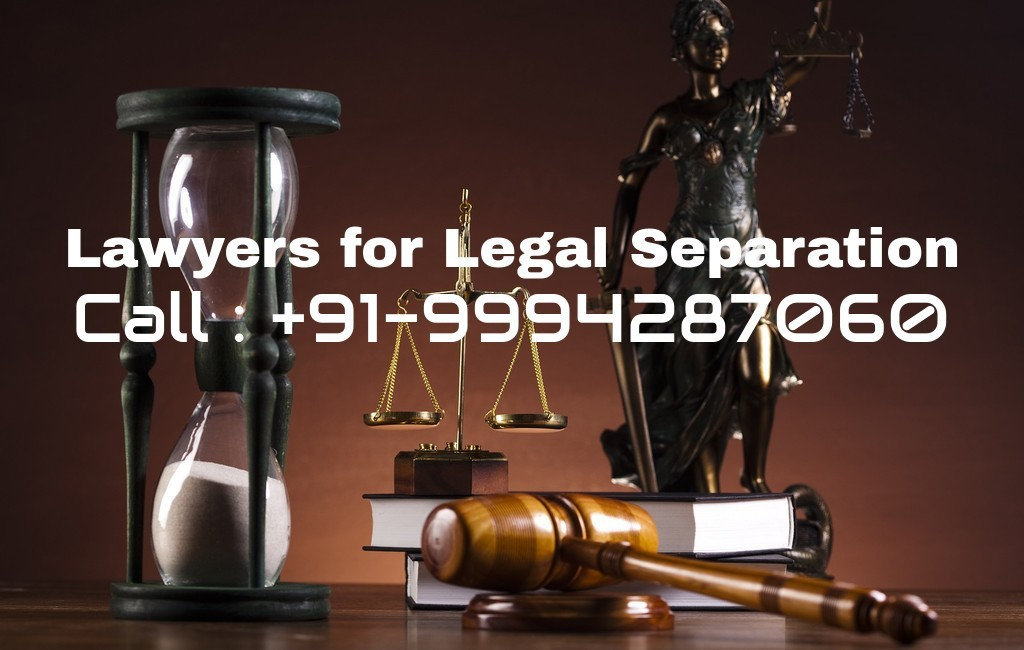 Lawyers for Legal separation and Divorce Cases in Chennai
