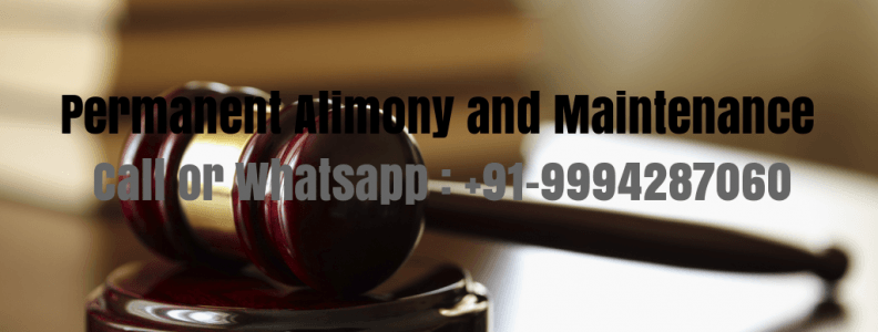 Best Advocates for Permanent Alimony cases in Chennai | Criminal Lawyer Maintenance Cases Chennai